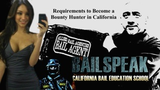 california fugitive recovery schools offering classes